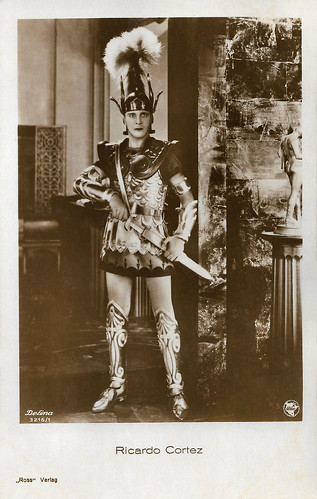 Ricardo Cortez in The Private Life of Helen of Troy (1927)