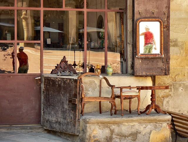 Antiques reflets