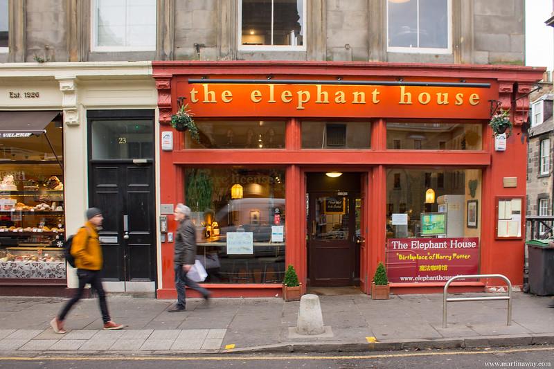 The Elphant House