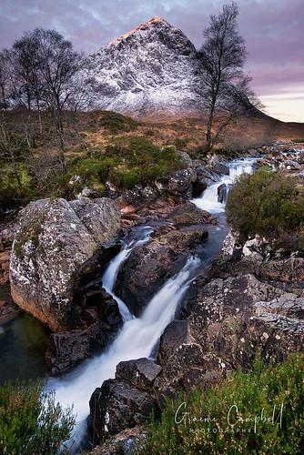 ngc scotland alba glencoe glenetive nikon sunrise d800 light snow mountain hill etive uk britain europe clouds sky landscape