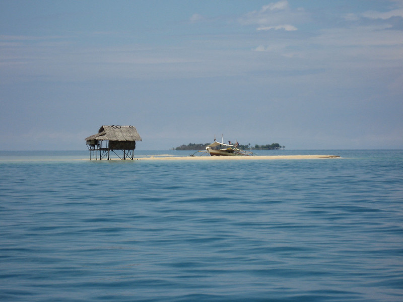 Sand bar near Coco Loco Island