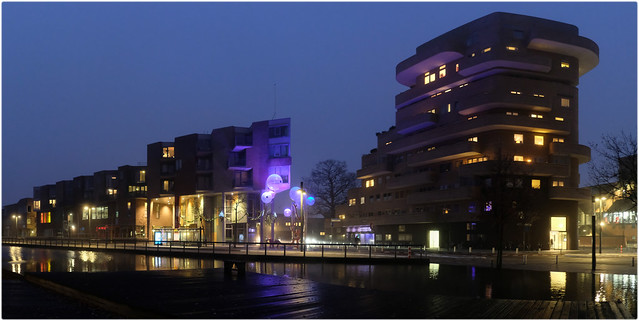 Enschede By Night