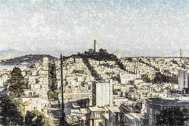 San Francisco 022p