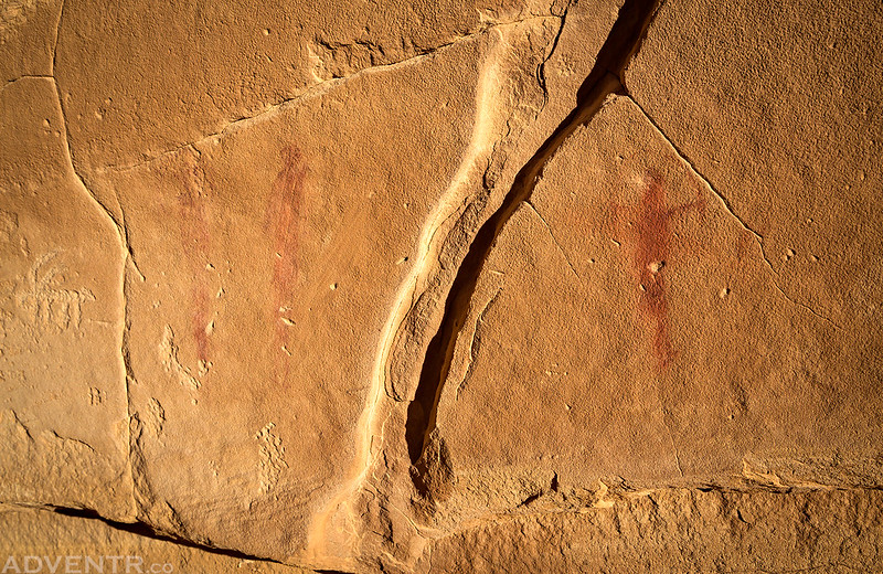 Little Red Pictographs