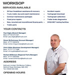 Worksop branch overview