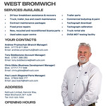 West Bromwich branch overview