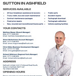 Sutton branch overview