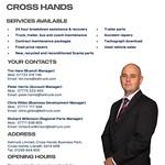 Cross Hands branch overview