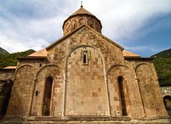 Dadivank Armenian monstery - 12th century