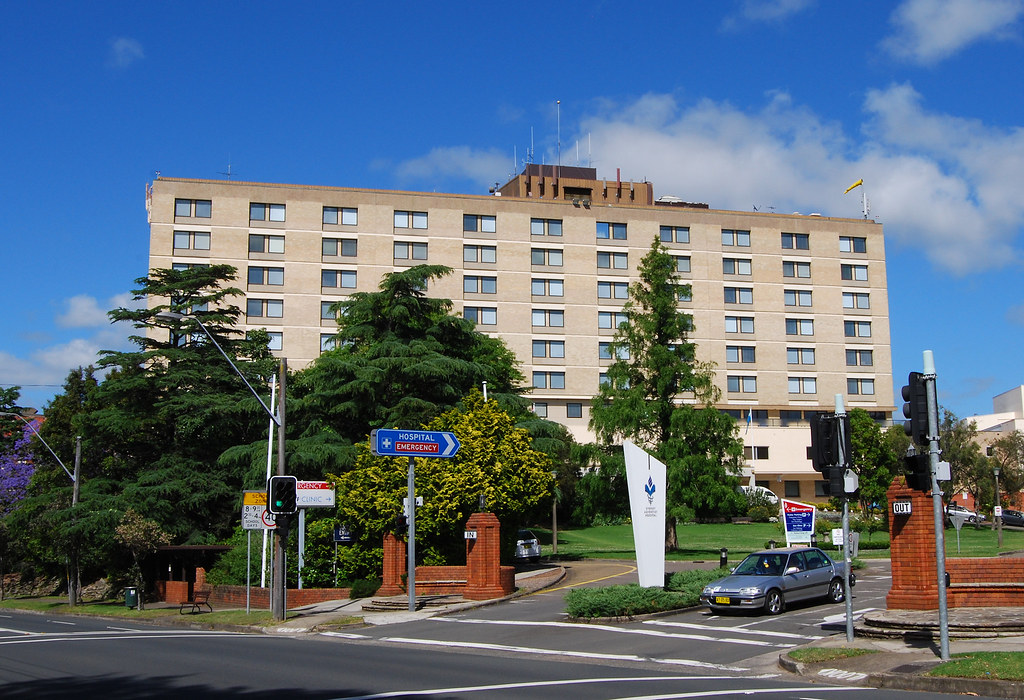 San Hospital, Wahroonga, Sydney, NSW