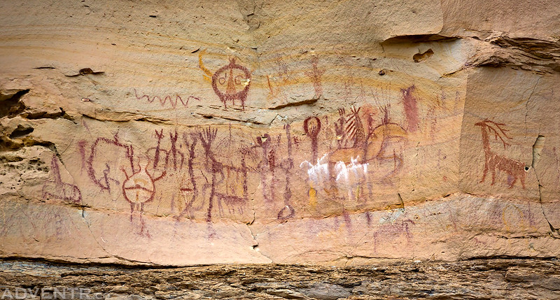 High Pictographs