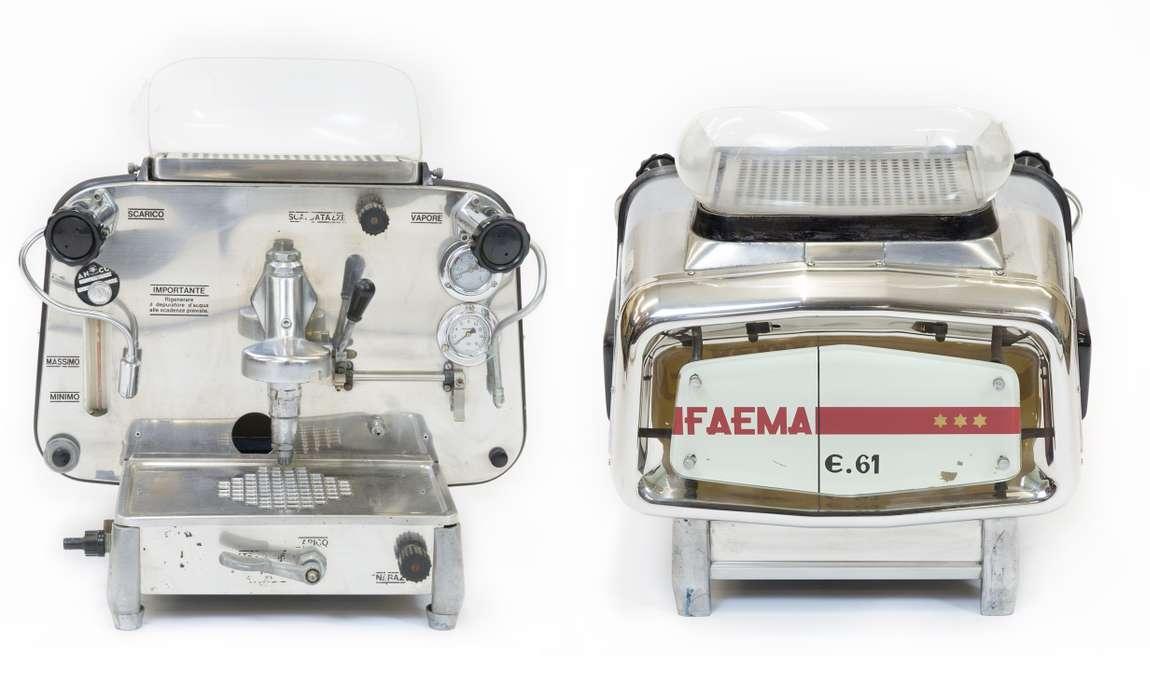 Máy Espresso Faema E61 Retro