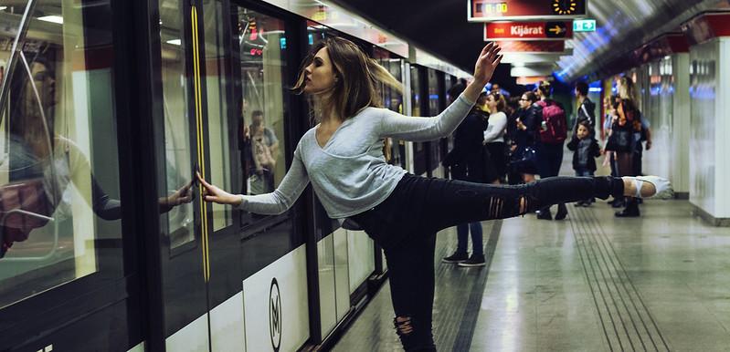 Metro ballet III