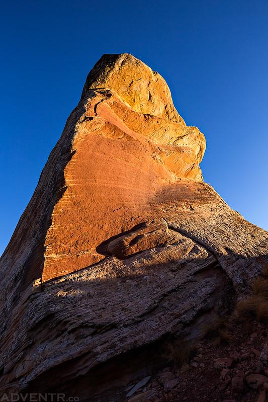 Sandstone Fin