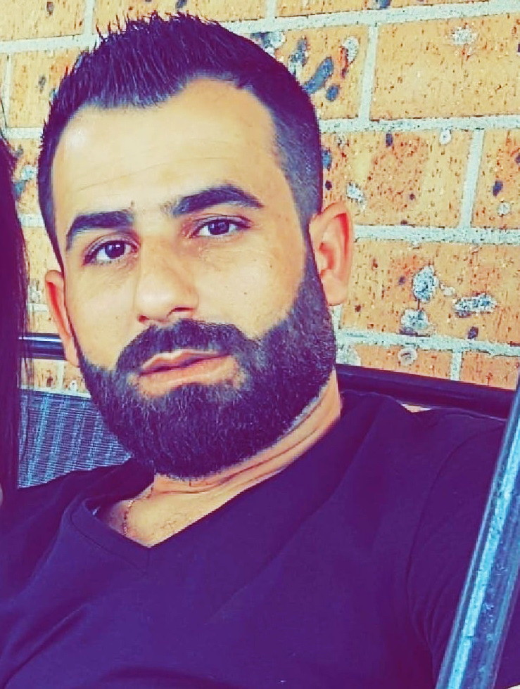 Men sexy syrian The 6