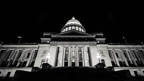 arkansas landscape d5100 statecapitol bw littlerock blackandwhite nikon blackwhite outside tamron1024mm