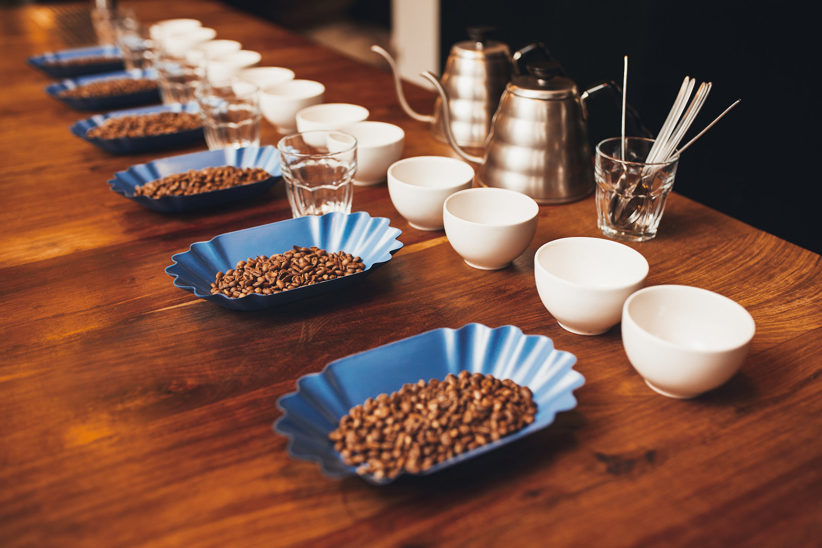 Cupping coffee Prime Coffee (2)
