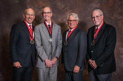 2018 Distinguished Alumni Honorees