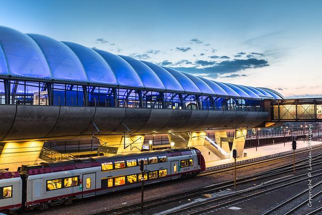 Gare Belval Université