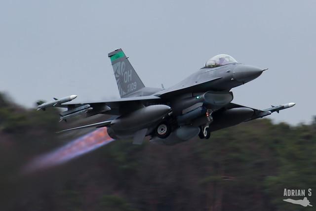 89-2109 F-16CM Fighting Falcon | ETAD/SPM | 13.03.2018