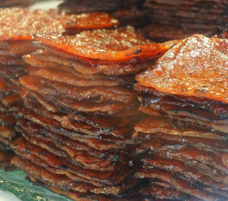 Bak Kwa - Singapore Pork Jerky