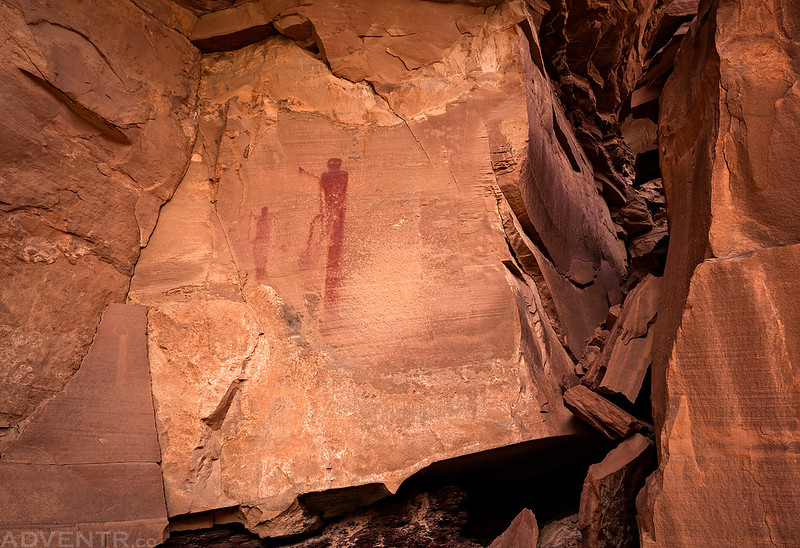 Muddy Creek Pictographs