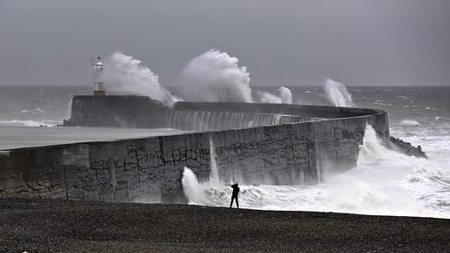 newhaven storm weatherphenomenon seascape seaside sea nikond810 nikon70200mmf28ii