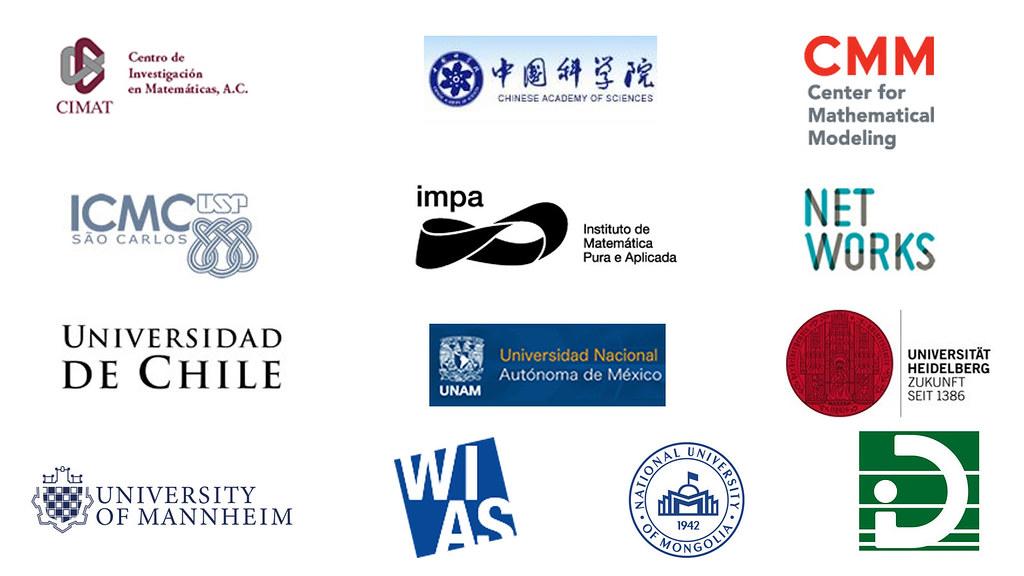 Academic partner logos