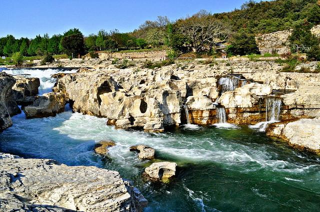 Cascades du Sautadet - Gard - Occitanie