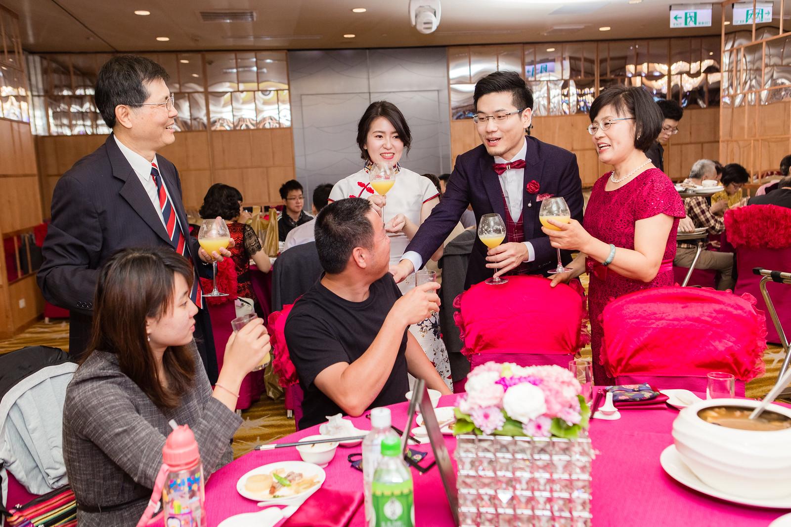 [婚禮攝影] 彥志 & 思文 高雄漢來大飯店 | 午宴宴客 | 婚禮紀錄