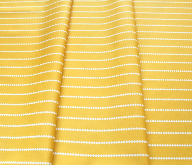 Art Gallery Fabrics Summer Side Seaside Stripes Sunny