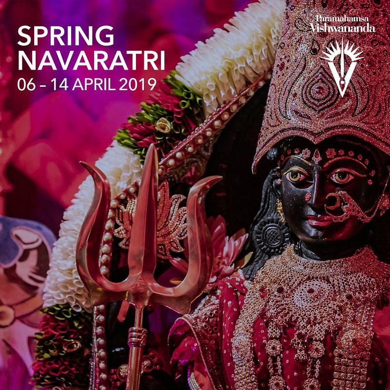 Spring Navaratri 2019 – Paramahamsa Vishwananda