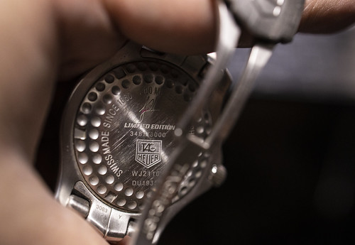 TAG Heuer LINK Tiger Woods Limited Edition_3