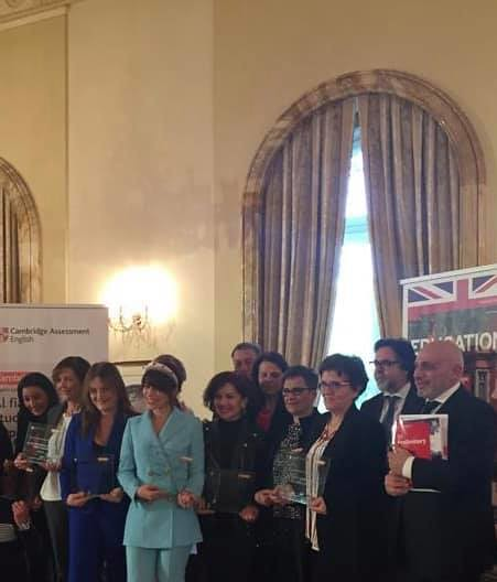 IISS gioia tra le 9 scuole di inglese