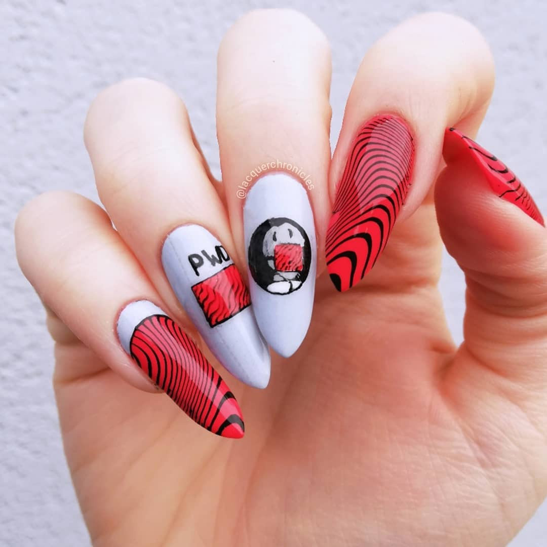 Home Design Ideas Facebook: 50+ Long Acrylic Nail Art Designs Ideas For Summer 2019