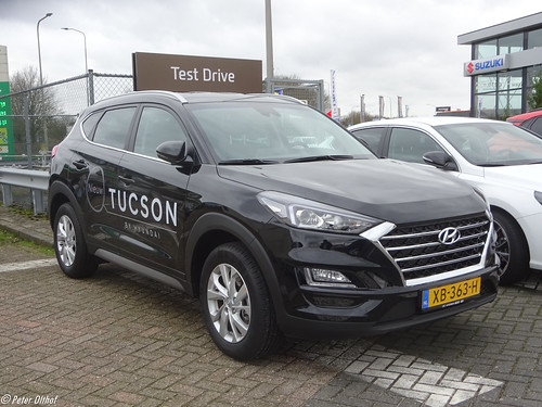 2019 Hyundai Tucson Photo