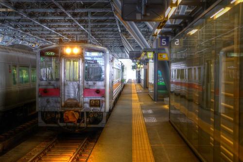 06-04-2019 Asahikawa Station (13)