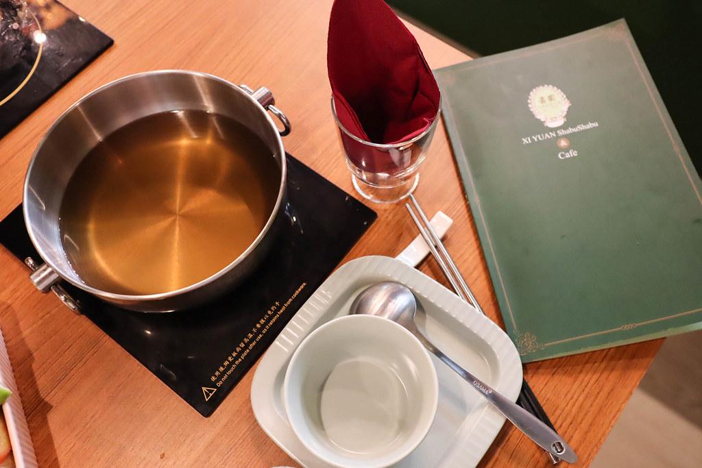 喜園風味涮涮鍋 林口歐風店 (1)