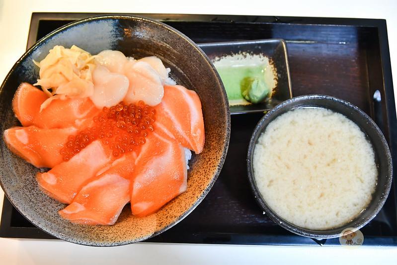 日和食堂, 台北車站美食推薦, 台北車站壽司推薦, 台北海鮮丼推薦