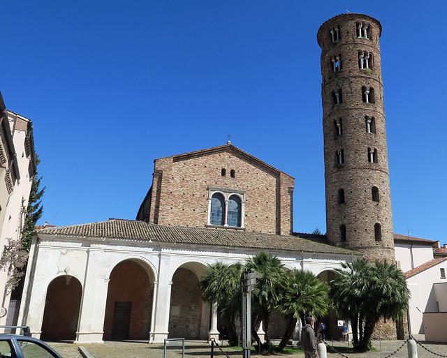 Basilica di Sant'Apollinare Nuovo - Ravenna, Italy