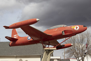 RCAF CT-133 Red Knight