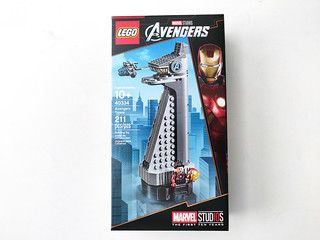 LEGO Marvel Super Heroes Avengers Tower (40334) | by tormentalous