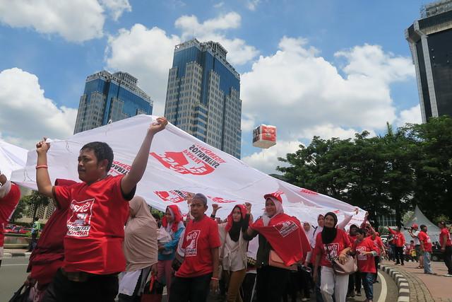 4月13日Jokowi造勢日的PSI