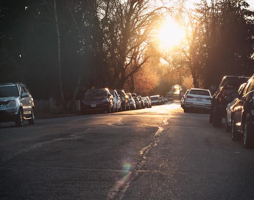 sunset fraserstreetneighbourhood street vancouver
