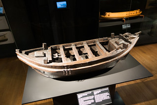 Model of an 1822 Dutch ship type | by quinet