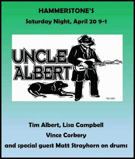 Uncle Albert 4-20-19