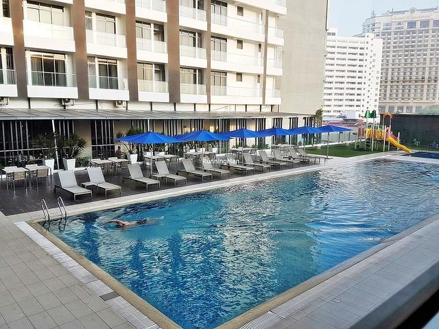 Novotel Melaka 07 - Swimming Pool