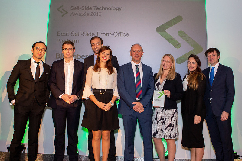 Sell-Side Technology Awards 2019
