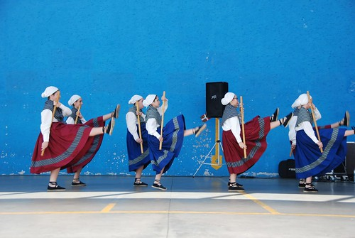Dantzari txiki eguna