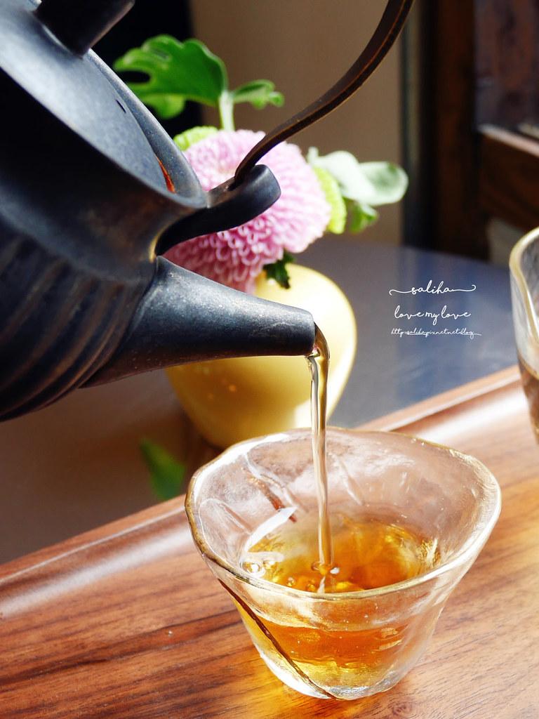 台北東門站老房子日式咖啡館泡茶喝茶氣氛好推薦金錦町 (2)